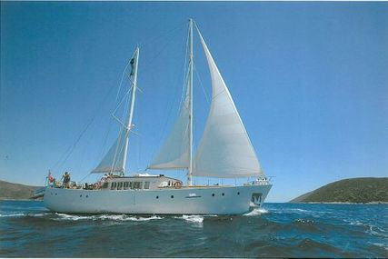 Motor Sailor 24 metre for sale in Malta for €980,000 (£862,615)