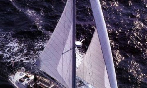 Image of Hatteras 65 Sailing yacht for sale in Spain for €880,000 (£775,939) Spain
