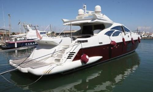 Image of Azimut 86 S for sale in Italy for €990,000 (£871,464) Italy