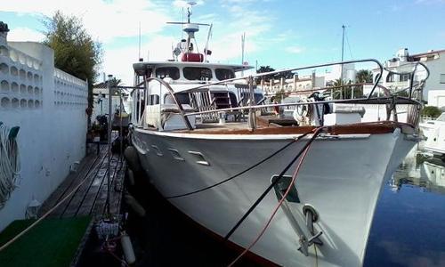 Image of Wheeler Trawler 65 for sale in Spain for €114,000 (£101,678) Spain