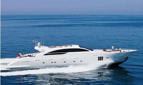 Image of Tecnomar Velvet 36 for sale in France for €3,100,000 (£2,757,786) France