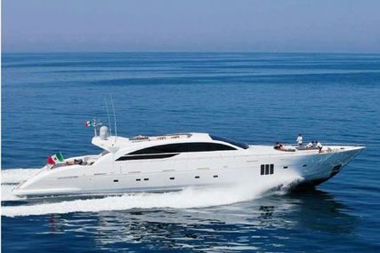 Tecnomar Velvet 36 for sale in France for €3,100,000 (£2,741,664)