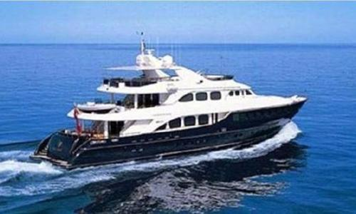 Image of Mondo Marine 40 for sale in Greece for €5,500,000 (£4,917,036) Greece