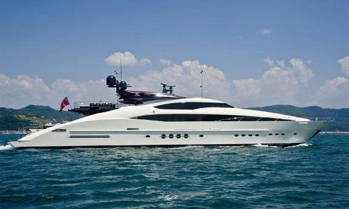 Image of Palmer Johnson Yachts PJ150 for sale in France for $14,000,000 (£10,514,063) France