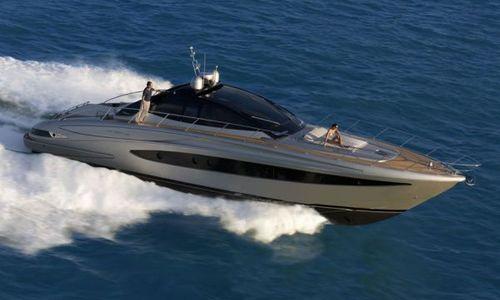 Image of Riva 63 Vertigo for sale in Spain for €850,000 (£759,906) Spain