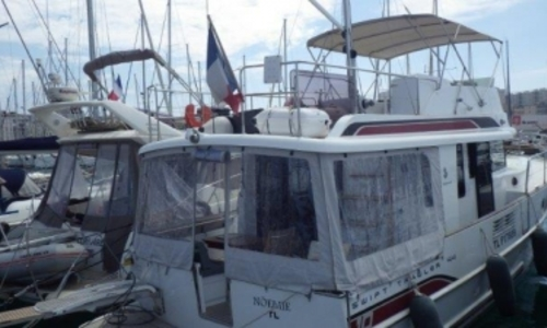 Image of Beneteau Swift Trawler 44 for sale in France for €340,000 (£303,249) TOULON, France