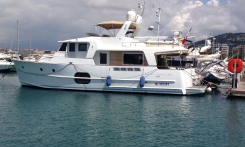 Image of Beneteau Swift Trawler 52 for sale in France for €549,000 (£482,786) CANNES, France