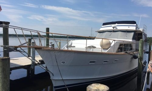 Image of Pacemaker 62 Motor Yacht for sale in United States of America for $166,700 (£121,044) Palatka, Florida, United States of America