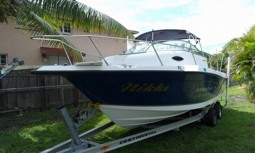 Image of Seaswirl Striper 2101 Walkaround for sale in United States of America for $17,900 (£13,577) West Miami, Florida, United States of America