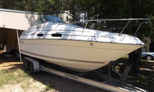 Image of Sea Ray 230 Sundancer LTD for sale in United States of America for $15,000 (£11,377) Aiken, South Carolina, United States of America