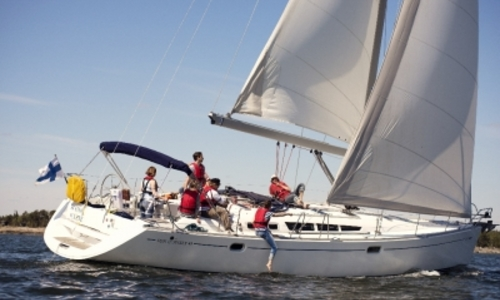 Image of Jeanneau Sun Odyssey 49 for sale in Finland for €110,000 (£97,010) HELSINKI, Finland