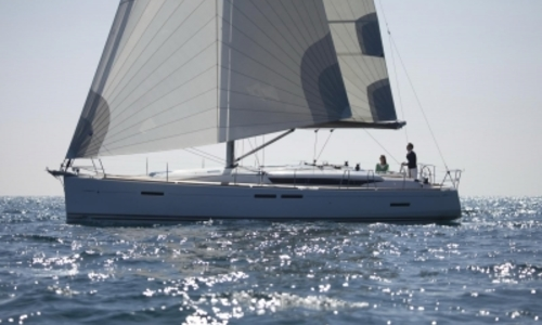 Image of Jeanneau Sun Odyssey 439 for sale in Germany for €249,000 (£218,693) WARNEMUNDE ROSTOCK, Germany