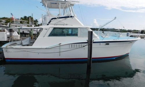 Image of Hatteras 45 for sale in United States of America for $60,000 (£45,510) Tequesta, Florida, United States of America