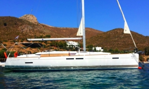 Image of Jeanneau Sun Odyssey 439 Shallow Draft for sale in Greece for €150,000 (£131,487) ATHENES, Greece