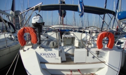 Image of Jeanneau Sun Odyssey 49 for sale in Greece for €120,000 (£106,642) ATHENES, Greece