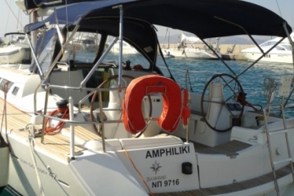 Jeanneau Sun Odyssey 42i for sale in Greece for €95,000 (£83,376)