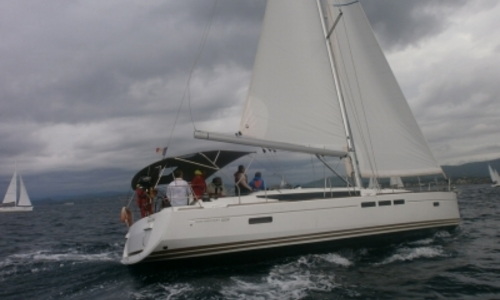 Image of Jeanneau Sun Odyssey 509 for sale in France for €259,000 (£231,341) BANDOL, France