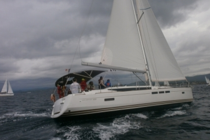 Jeanneau Sun Odyssey 509 for sale in France for €259,000 (£227,873)