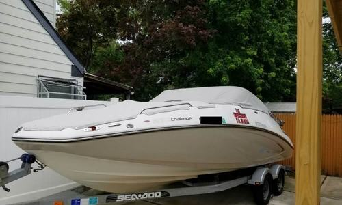 Image of Sea-doo Challenger 230 for sale in United States of America for $34,000 (£25,519) Valley Stream, New York, United States of America