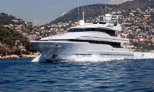 Image of Heesen 40m for sale in Spain for €7,200,000 (£6,294,422) Spain