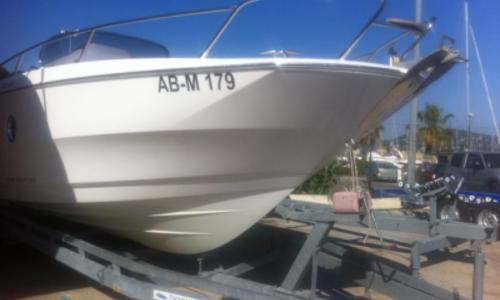Image of Sessa Marine Key Largo 27 for sale in France for €54,000 (£47,670) BANDOL, France