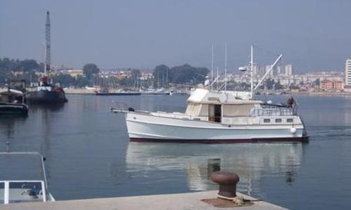 Image of Grand Banks 42 Heritage for sale in Spain for £325,000 Costa del Sol, Spain
