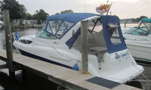Image of Bayliner 305 Cruiser for sale in United States of America for $74,995 (£54,553) Sparrows Point, Maryland, United States of America