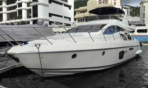 Image of Azimut 55E for sale in Hong Kong for $680,000 (£513,397) Hong Kong