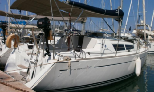 Image of Jeanneau Sun Odyssey 30 I for sale in France for €51,000 (£45,594) BANDOL, France