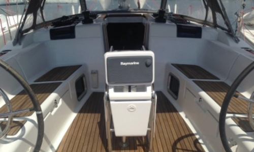 Image of Jeanneau Sun Odyssey 439 for sale in Greece for €150,000 (£133,915) ATHENS, Greece