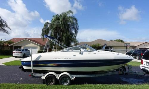 Image of Bayliner Capri 212 for sale in United States of America for $20,000 (£14,405) Boynton Beach, Florida, United States of America