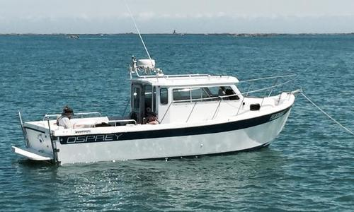 Image of Osprey Pilothouse 26 Long Cabin for sale in Jersey for £27,500 Jersey