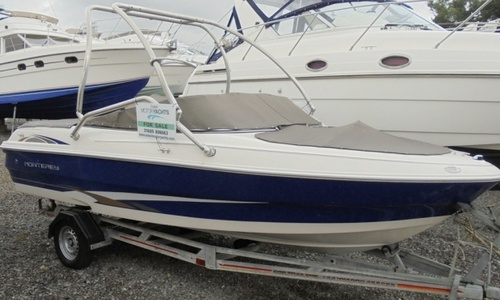 Image of Monterey 180 Edge for sale in United Kingdom for £11,950 Hamble River Boat Yard, United Kingdom