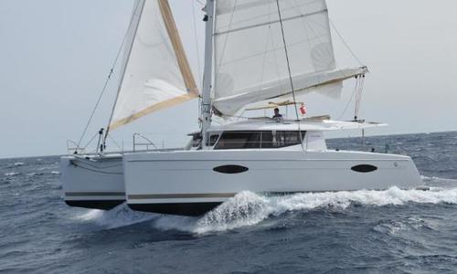 Image of Fountaine Pajot Helia 44 for sale in France for P.O.A. (P.O.A.) La Rochelle, France