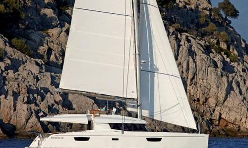 Image of Fountaine Pajot Ipanema 58 for sale in France for P.O.A. (P.O.A.) La Rochelle, France