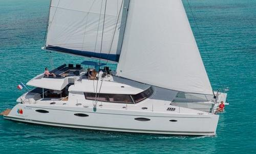 Image of Fountaine Pajot Victoria 67 for sale in France for P.O.A. (P.O.A.) France