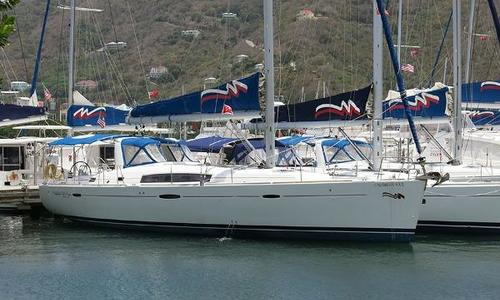 Image of Beneteau Oceanis 50 Family for sale in Saint Martin for $199,000 (£151,116) Oyster Pond, Saint Martin