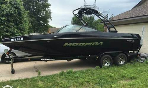 Image of Moomba Mobius LSV for sale in United States of America for $49,900 (£37,996) Sand Springs, Oklahoma, United States of America
