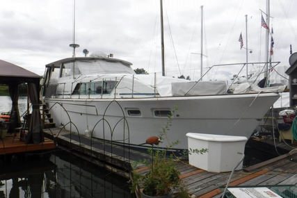 Chris-Craft 45 Commander MY for sale in United States of America for $46,500 (£33,291)