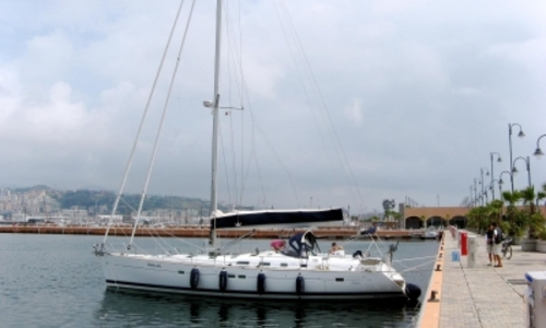 Image of Beneteau Oceanis 523 for sale in Italy for €255,000 (£225,538) GENOA, Italy
