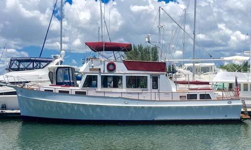 Image of Grand Banks 49 CLASSIC for sale in United States of America for $185,000 (£140,485) Naples, FL, United States of America