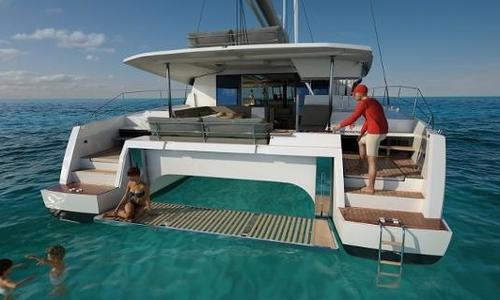 Image of Fountaine Pajot Saona 47 for sale in France for P.O.A. (P.O.A.) La Rochelle, France