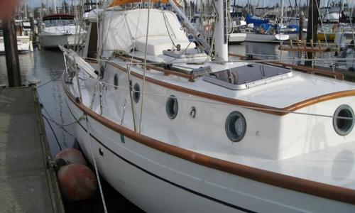 Image of Rafiki 37 Cutter for sale in United States of America for $69,500 (£52,800) Oak Harbor, Washington, United States of America