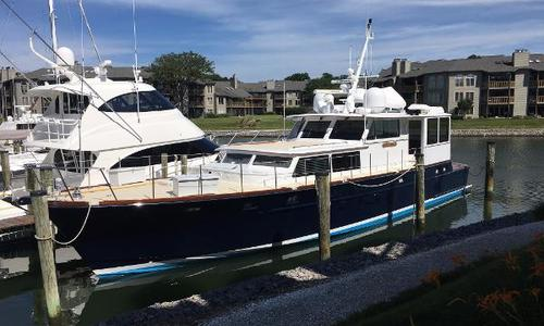 Image of Derecktor/ Hunt 68 CPMY for sale in United States of America for $450,000 (£321,325) Annapolis, MD, United States of America