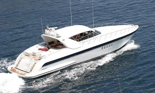 Image of Mangusta 80 for sale in Spain for €550,000 (£481,064) Spain