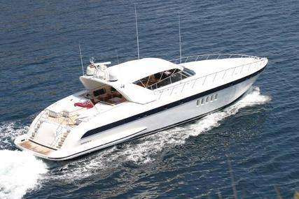 Mangusta 80 for sale in Spain for €550,000 (£483,368)
