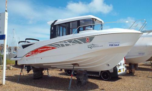 Image of Beneteau Barracuda 8 for sale in United Kingdom for £76,500 United Kingdom