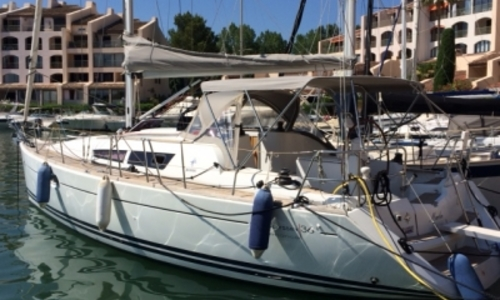 Image of Jeanneau Sun Odyssey 36i Performance for sale in France for €85,000 (£75,319) LES MARINES DE COGOLIN, France
