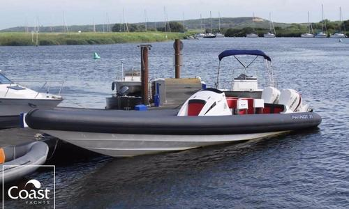 Image of Patriot P37 for sale in United Kingdom for £84,750 Christchurch, Dorset, , United Kingdom