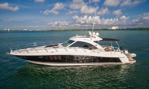 Image of Sea Ray 60 Sundancer for sale in United States of America for $635,000 (£480,551) Miami, FL, United States of America